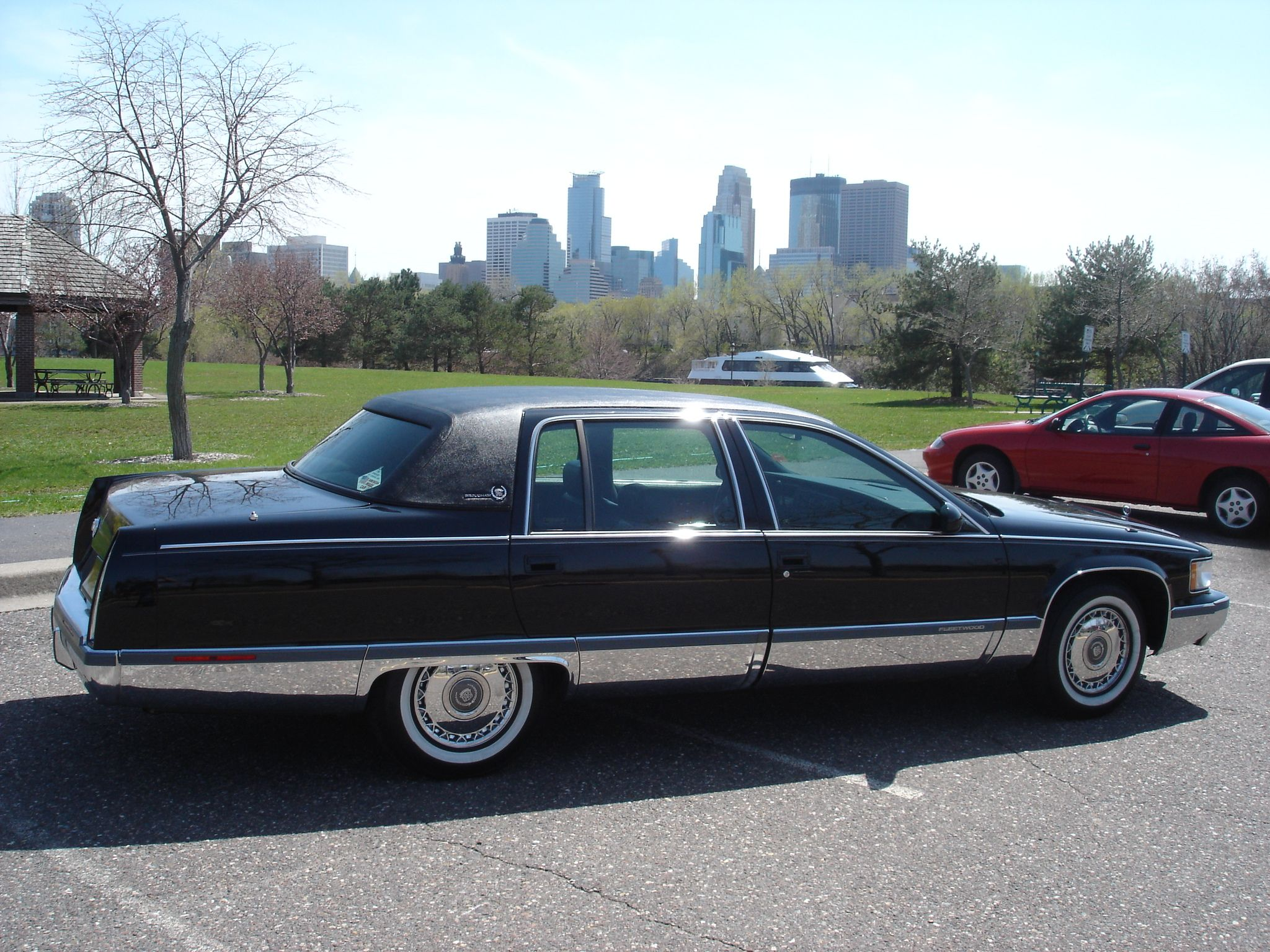 medium resolution of cadillac fleetwood brougham i used to dream about this car when i was a kid wanted it in navy blue