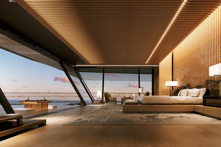 The Best Yacht Interior Designs Yacht Interior Design Yacht