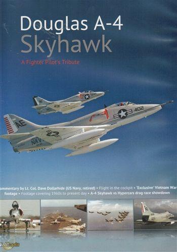 Douglas A-4 Skyhawk Tribute DVD