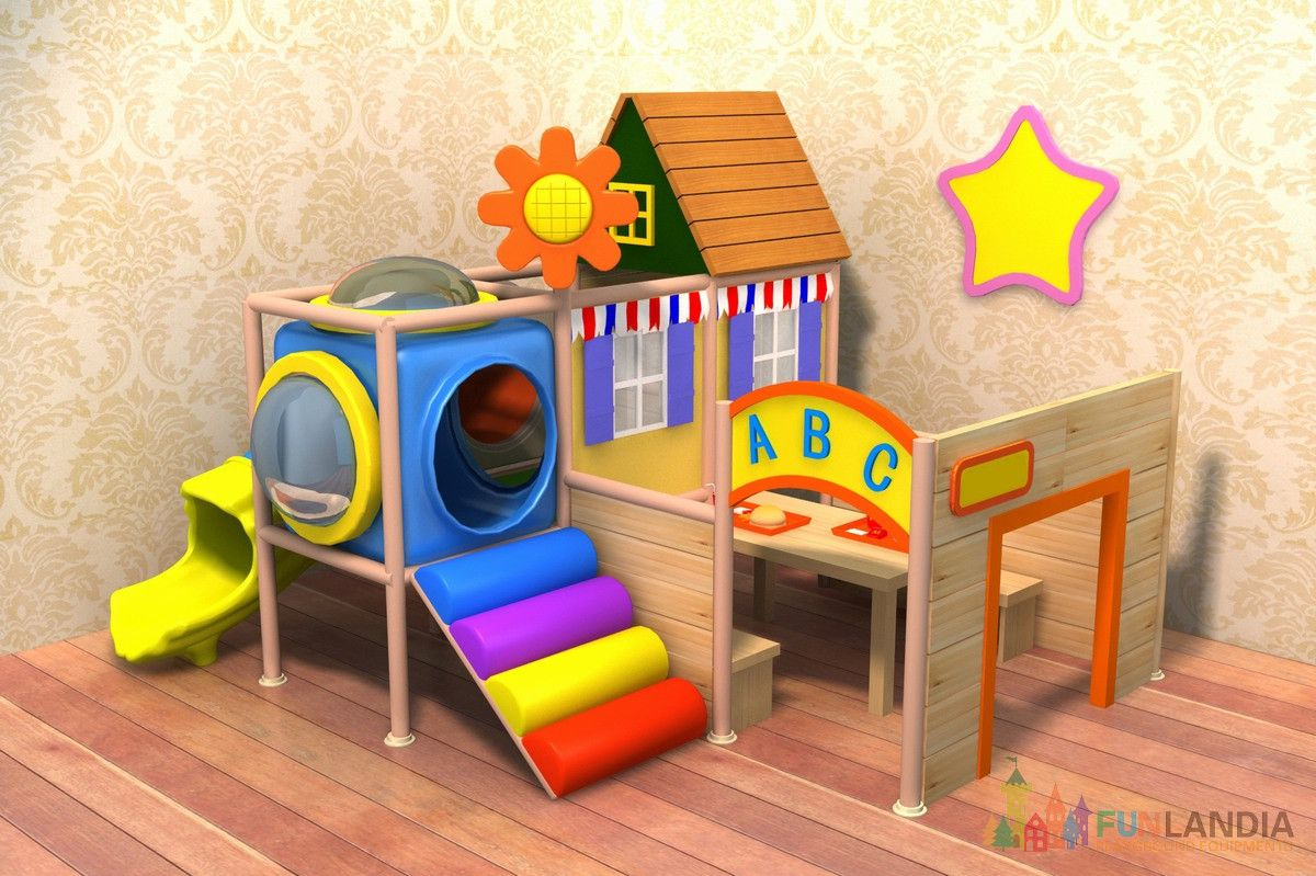 Superieur Indoor Play Structure   Google Search