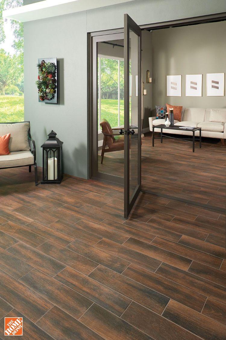 Lifeproof Wood Look Tile Wood Look Tile Tile Floor Living Room Living Room Tiles