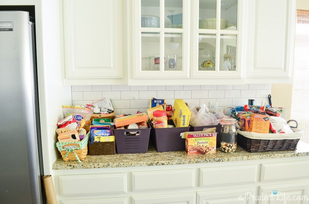 16 Simple And Cheap Storage Ideas To Organize Your Kitchen ...