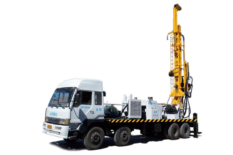 Pin On Truck Mounted Well Drilling Rig