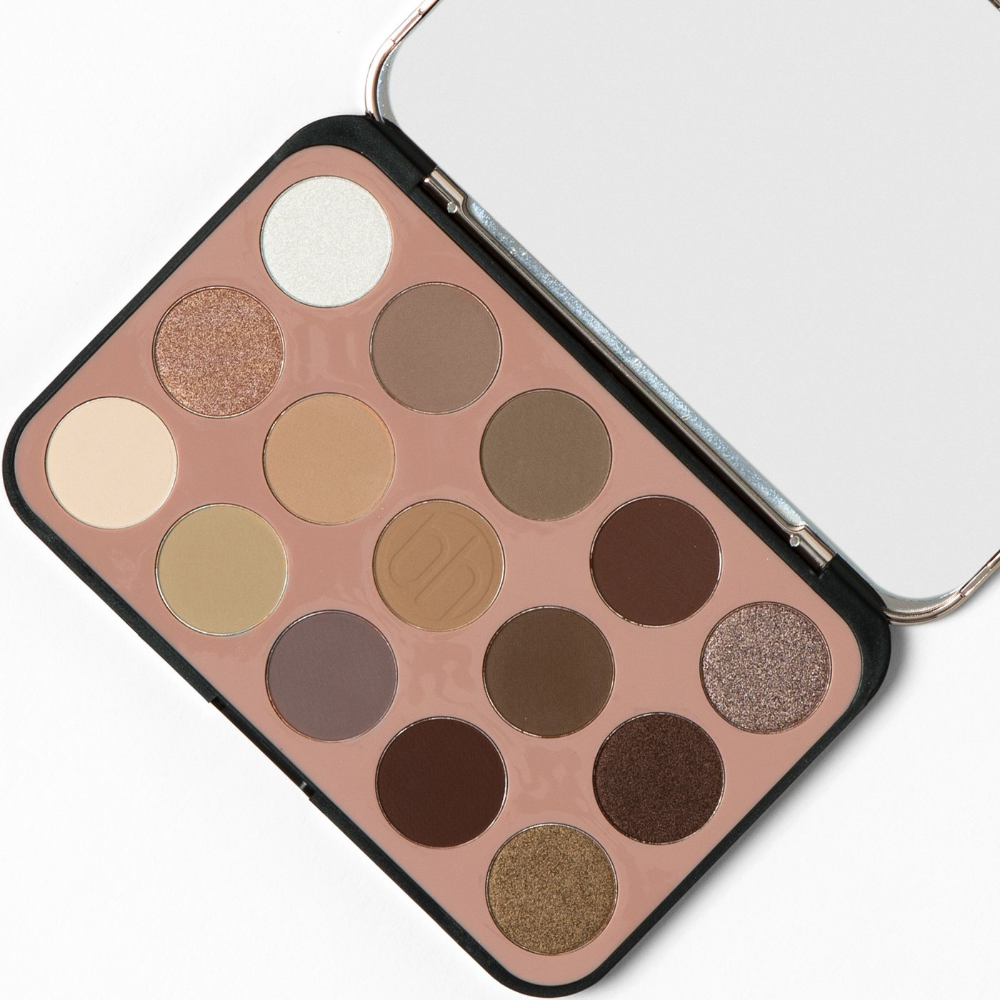 Glam Reflection 15 Color Shadow Palette Rosé BH