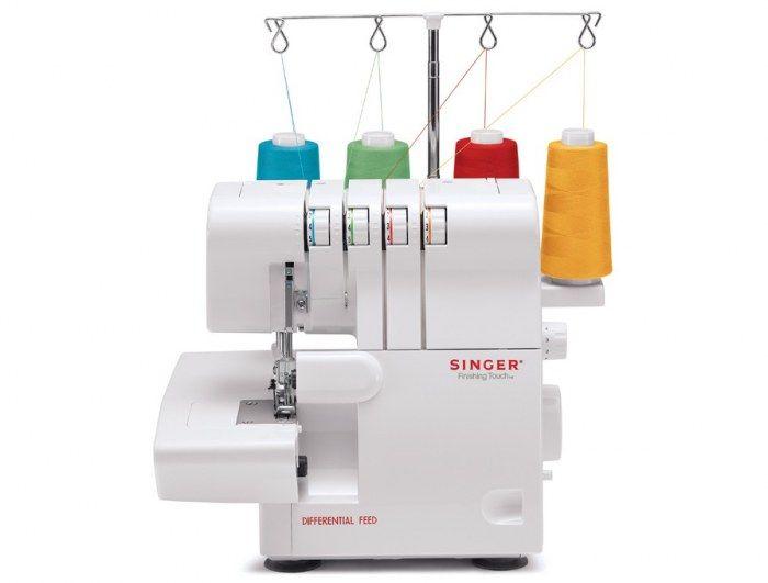 Máquina de costura overloque portátil SINGER Ultralock 14SH654
