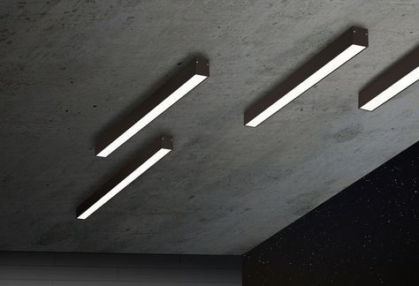 B Liner 65 Ip Exterior Ceiling Surface Mounted Light By Delta