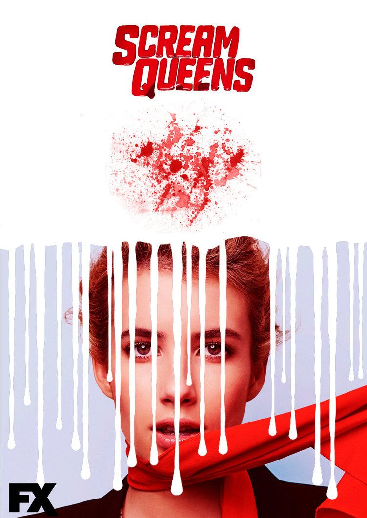 Scream Queens Poster - Chanel