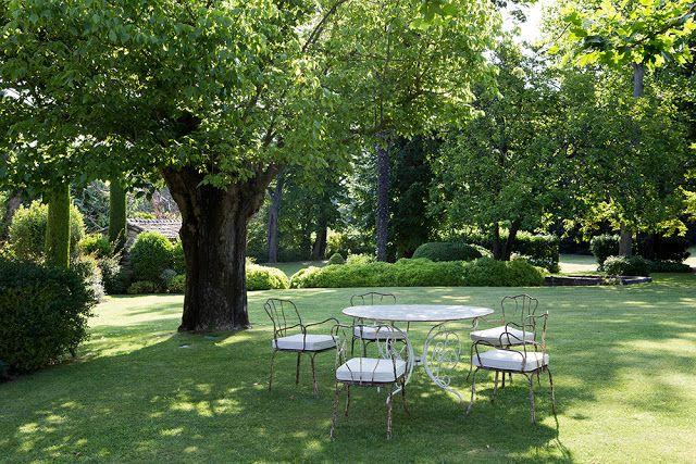 Den franske have: En unik have i Provence