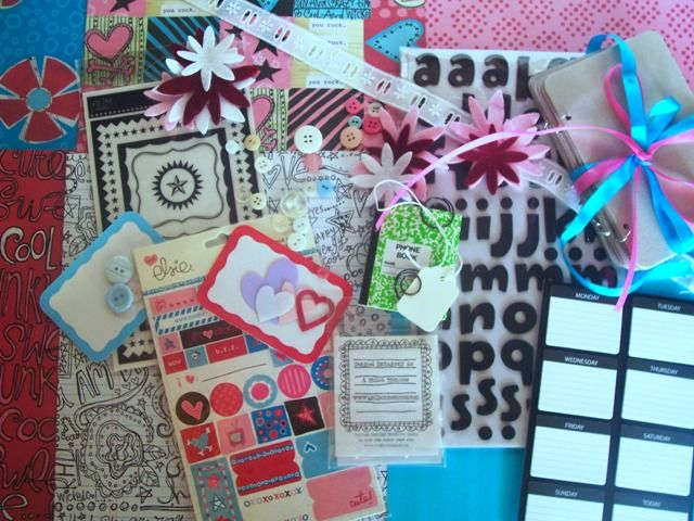 Online Scrapbooking Monthly Kit Clubs