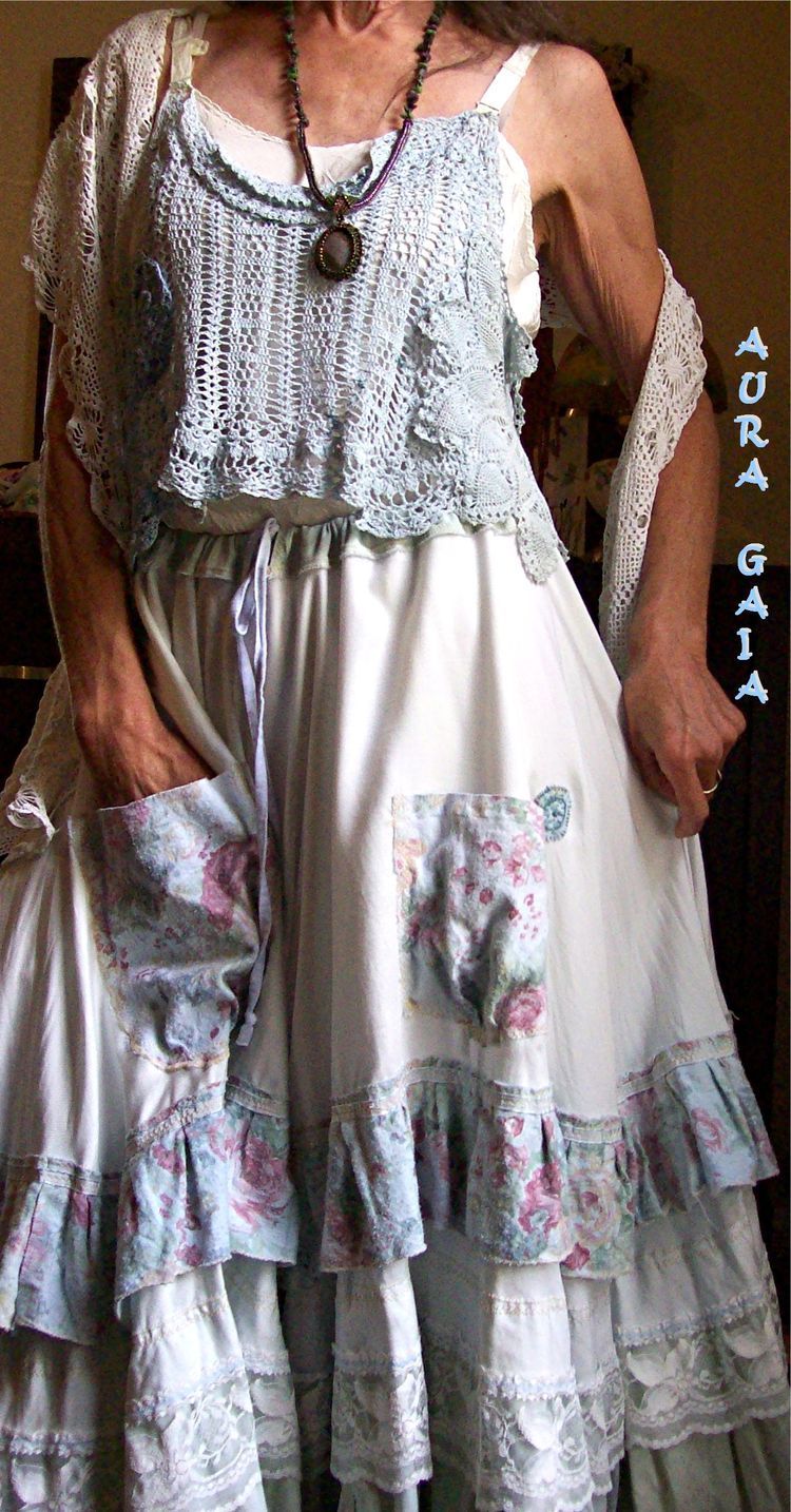 b231f8a1d2012 Pin by Augusta LD on Bohemian--Gypsy--Shabby Chic | Chic outfits ...