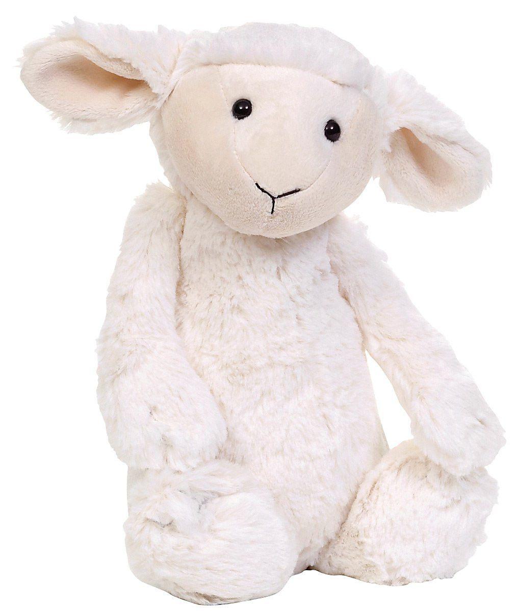 """Jellycat Bashful Lamb Medium 12"""""""""""