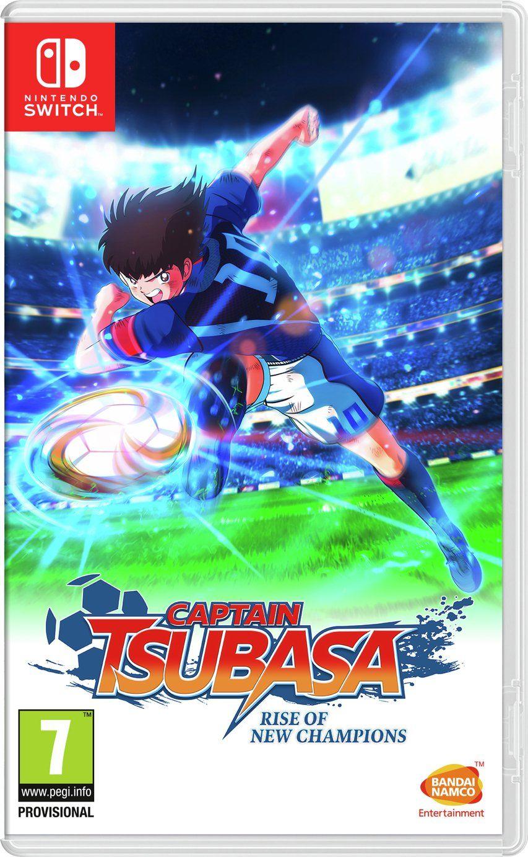 Buy Captain Tsubasa Rise of New Champions Nintendo Switch