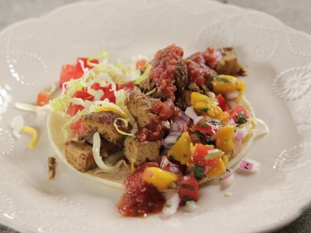 Ranch chicken tacos recipe chicken taco recipes ranch chicken get ranch chicken tacos recipe from food network forumfinder Gallery