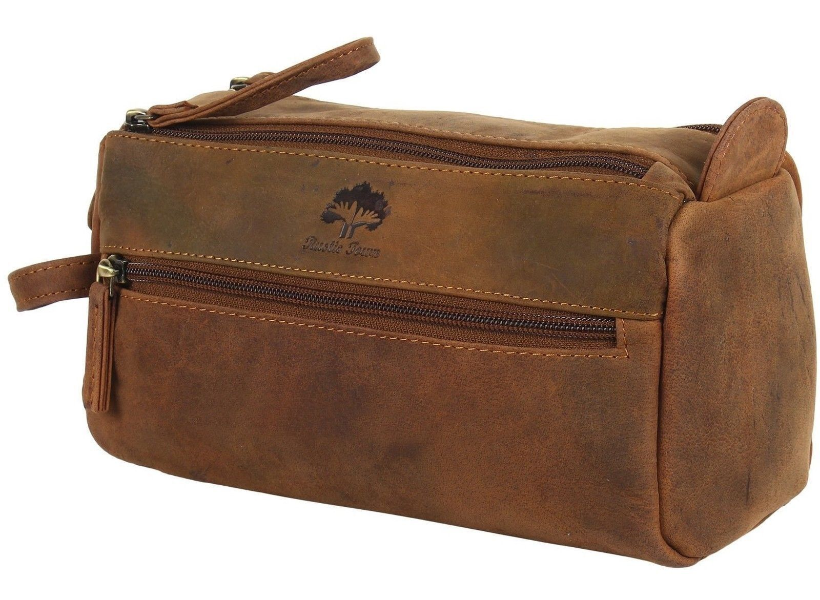 Leather Toiletry Bag travel compact men women sale Leather Dopp Kit Travel  Ki. e20267a404262