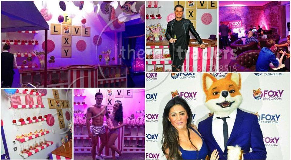 foxy bingo celebrity speed dating definovat umožňuje připojení