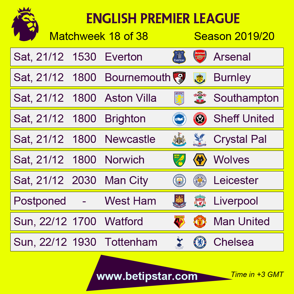 football betting tips for todays matches in premier