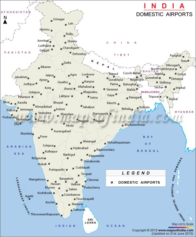 domestic airport in india map Domestic Airports Map In India Domestic Airports India World domestic airport in india map