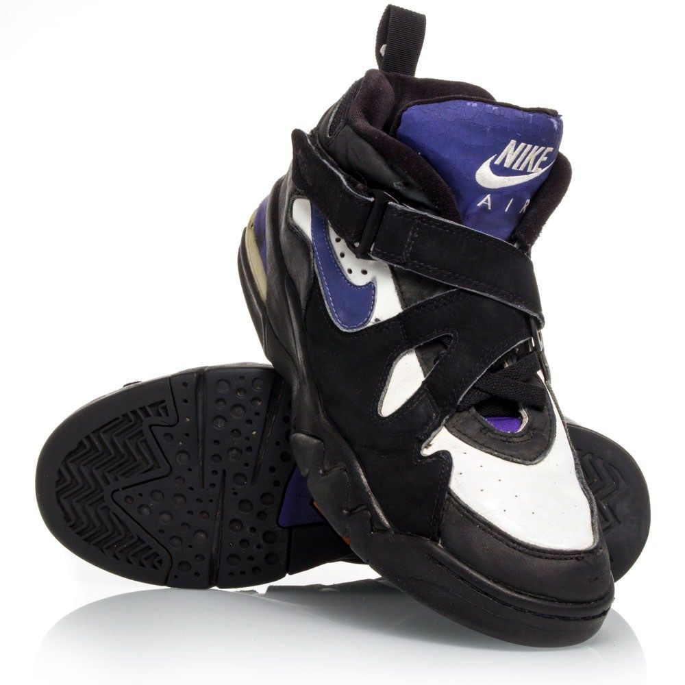 55339f2d50 Air Force Max CB '93. The first pair of Nike shoes I ever owned ...