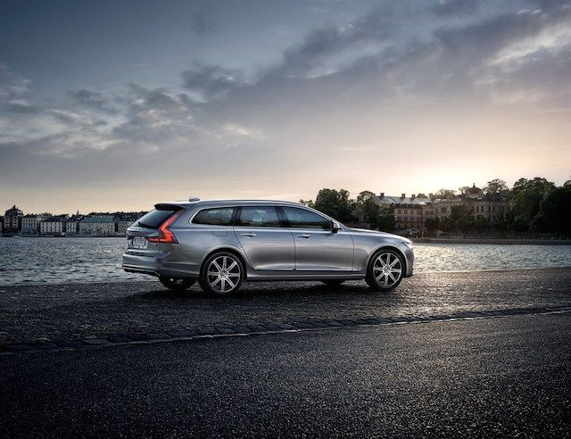 is the volvo v the world s most glamorous wagon