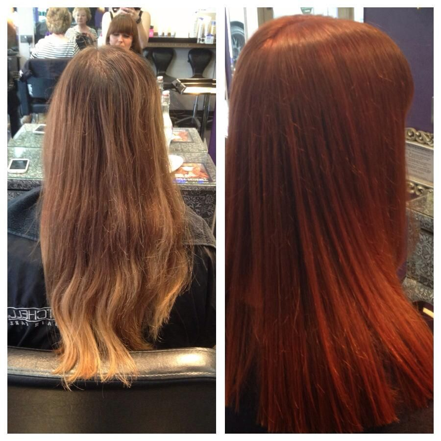 Pin By Paul Mitchell Austin On Before And Afters Hair Beauty Long Hair Styles Hair