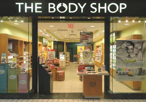 the body shop kalmar