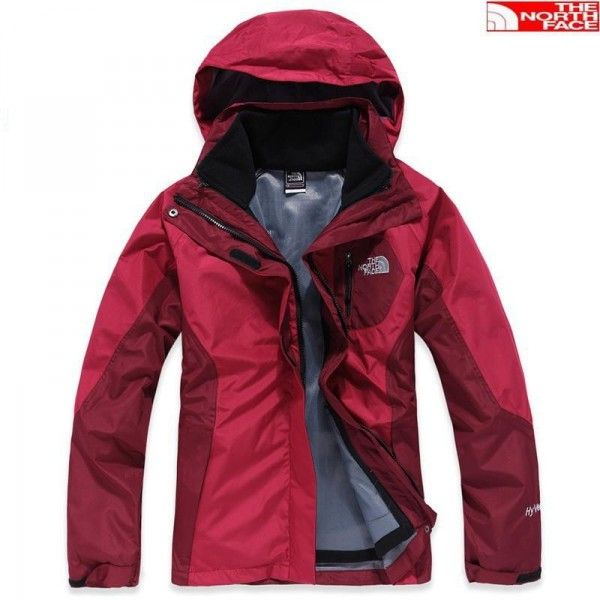 cc71342d8 The North Face Women's Gore-Tex 2 in 1 Triclimate Fleece Jacket ...