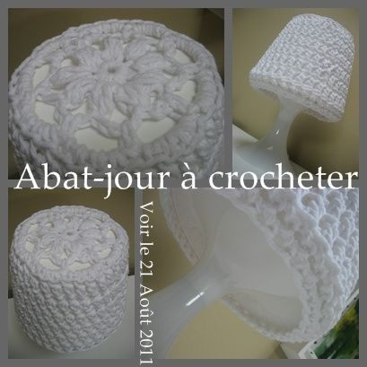 faire une lampe d co 39 d 39 une lampe 1er prix crochet diy. Black Bedroom Furniture Sets. Home Design Ideas