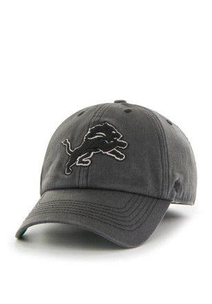 316c4aacd Detroit '47 Mens Grey Sachem `47 Franchise Fitted Hat | NFL ...