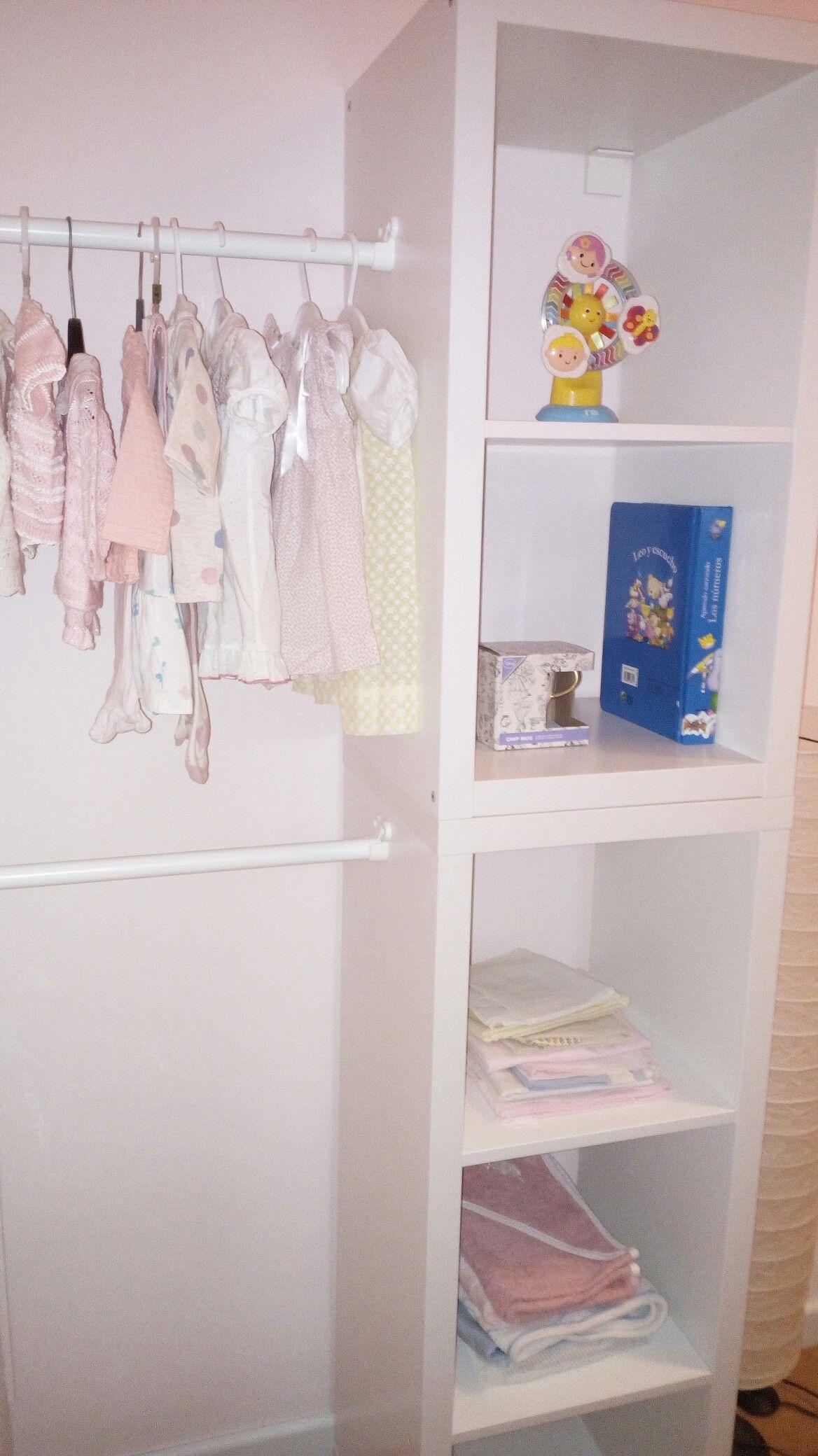 Kallax De Poco Abierto Infantil Con Muebles IkeaIdeas Para Armario rdCBoeWx