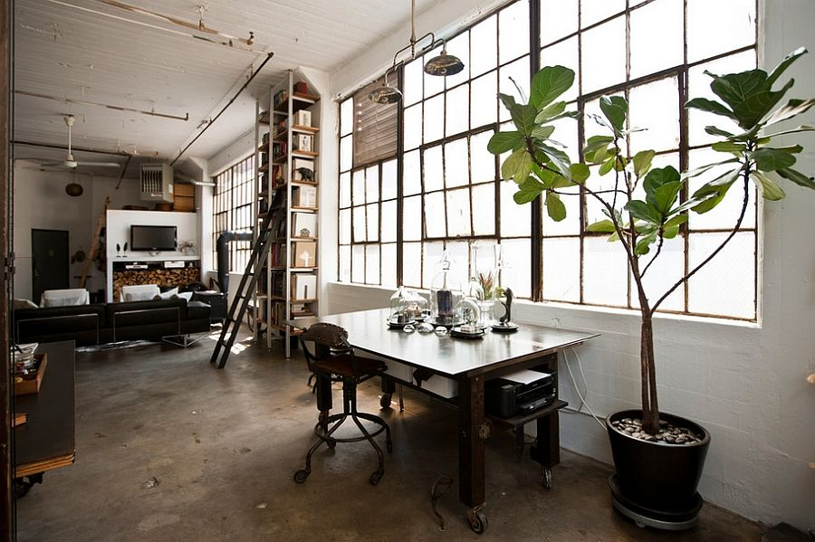 industrial look office interior design. Beautiful Design Window Panes Give The Interior Inimitable Style From Chris A Dorsey  Photography And Industrial Look Office Interior Design R