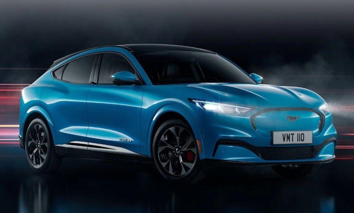 Ford Mustang Mach E Suv 100 Electrique Inspire D Un Modele De Legende In 2020 Energie
