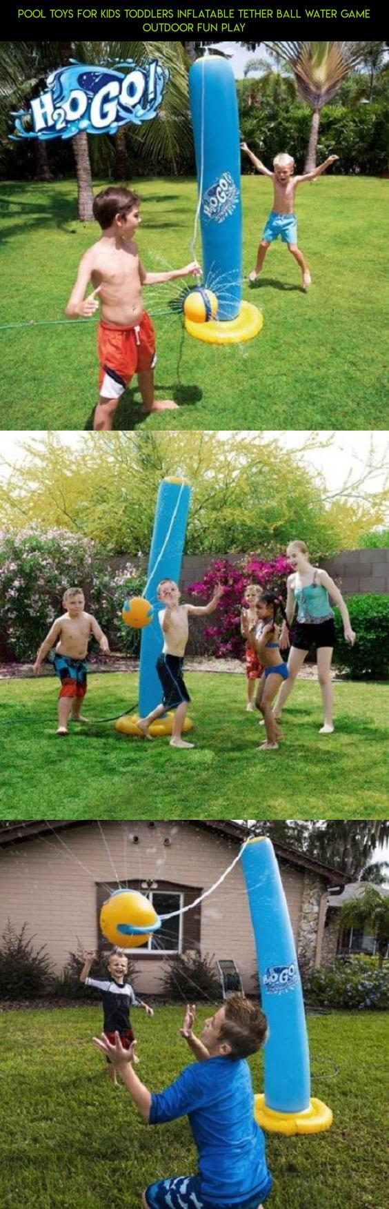 pool toys for kids toddlers inflatable tether ball water game