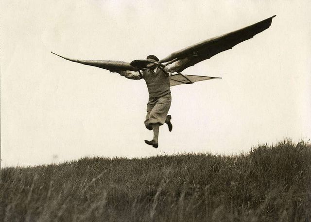 Image result for man to fly