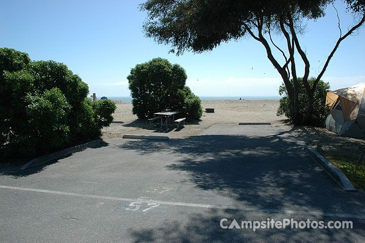 Doheny State Beach Campsite Photos