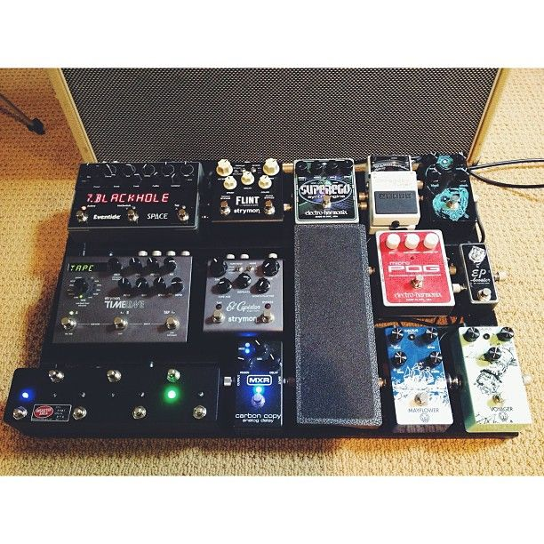 the latest iteration of andy othling 39 s pedalboard pedal order is as follows this1smyne buffer. Black Bedroom Furniture Sets. Home Design Ideas