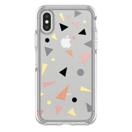 Otterbox Symmetry Series Clear Graphics Case for iPhone X