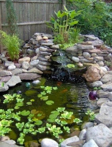 Comment aménager un jardin zen ? Pond, Garden ponds and Garden