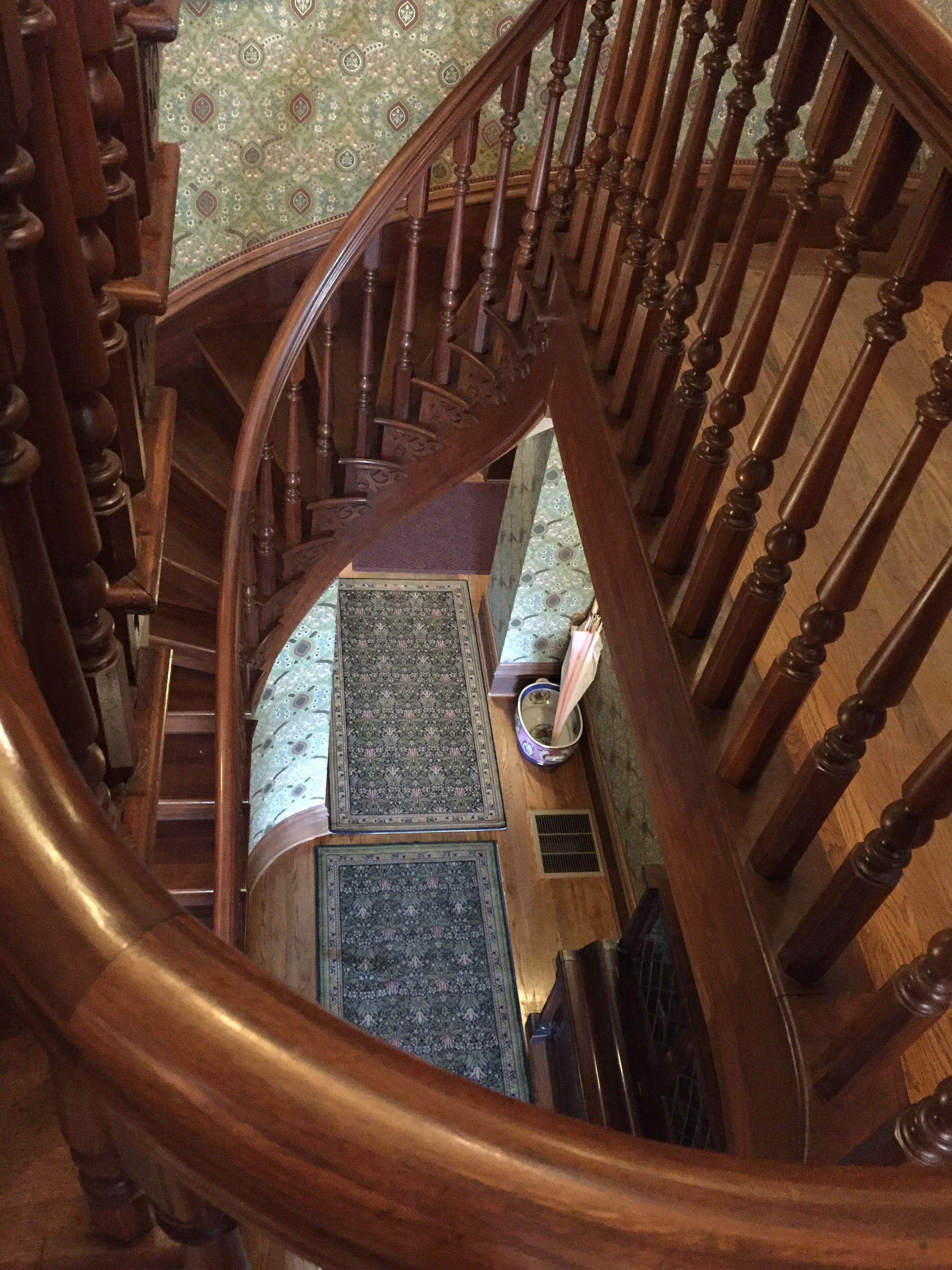 at the Ida Saxton McKinley House in Canton, Ohio Saxton