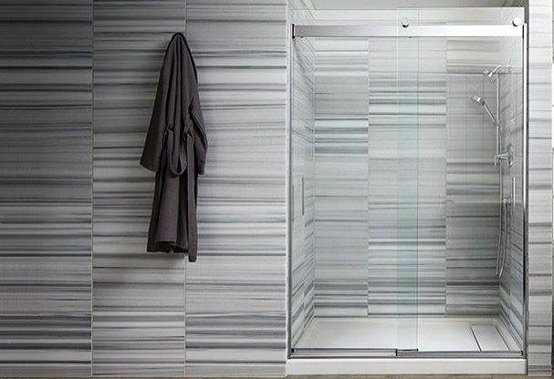 Instagram Photo By Marble Mosaics N More May 27 2016 At 3 00am Utc Shower Doors Frameless Shower Doors Kohler Frameless Shower Door
