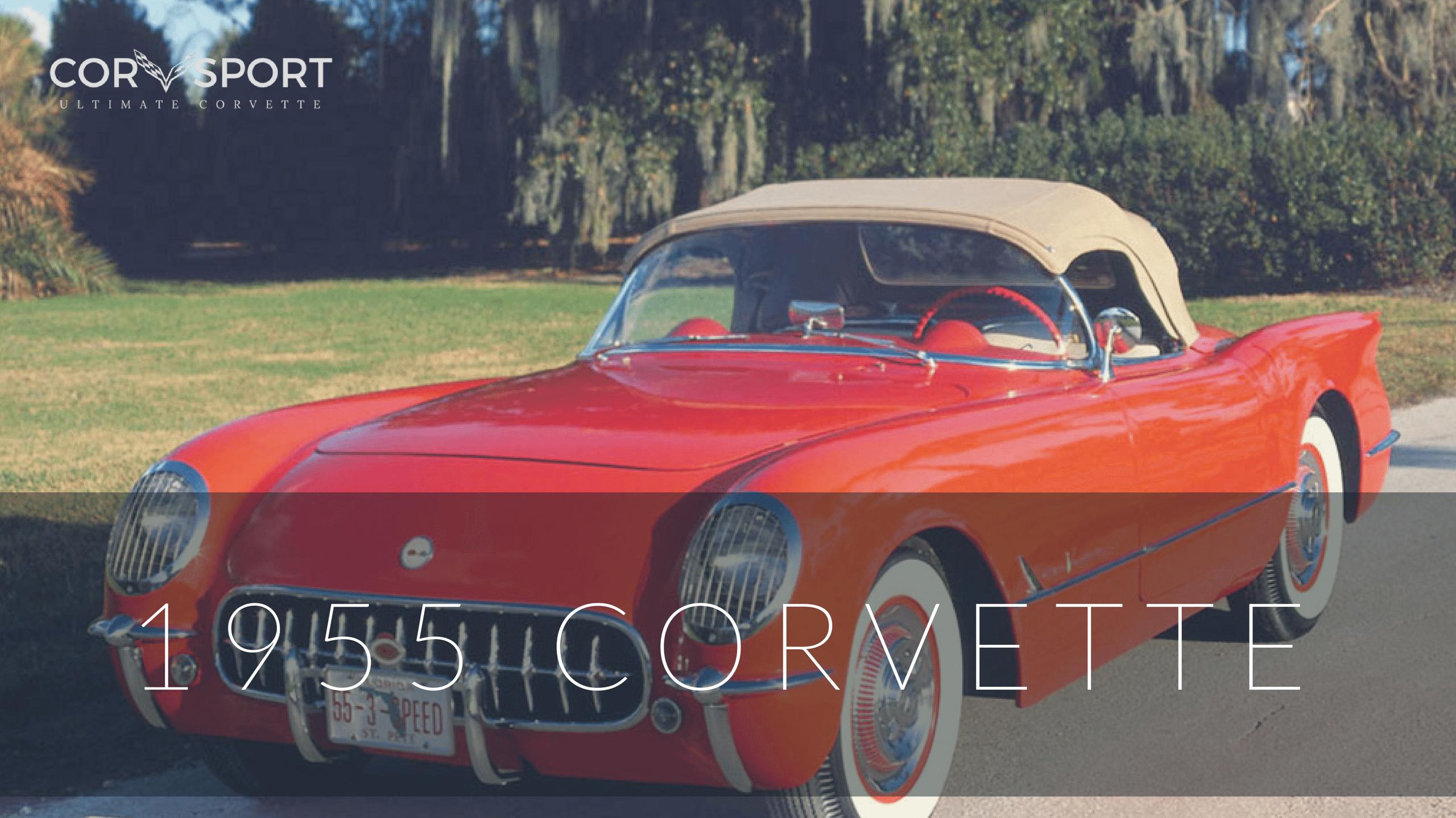 1955 C1 Corvette | 1955 Corvette | Corvette, Chevrolet