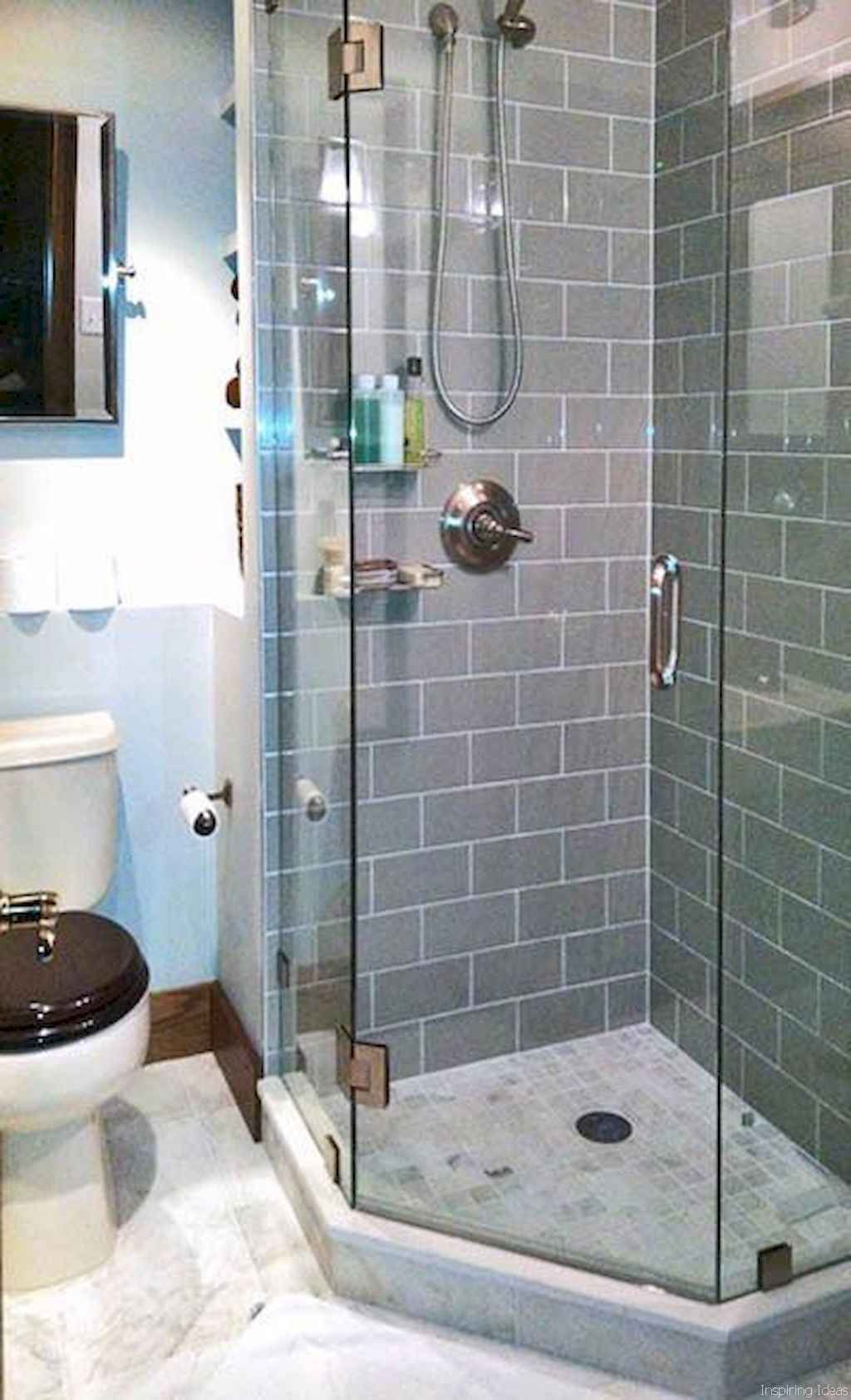 07 Awesome Gray Shower Remodel Ideas On A Budget Augustexture Com In 2020 Bathroom Remodel Shower Bathroom Remodel Small Shower Diy Bathroom Remodel
