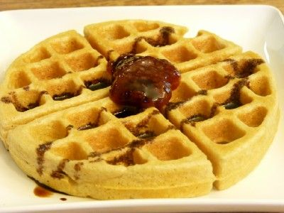 Paleo Waffles (My Kids Are Happy)