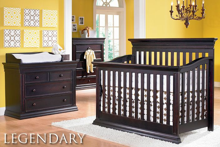 Baby\'s Dream Furniture - Booth 238 - Cribs, dressers, hutches, chest ...