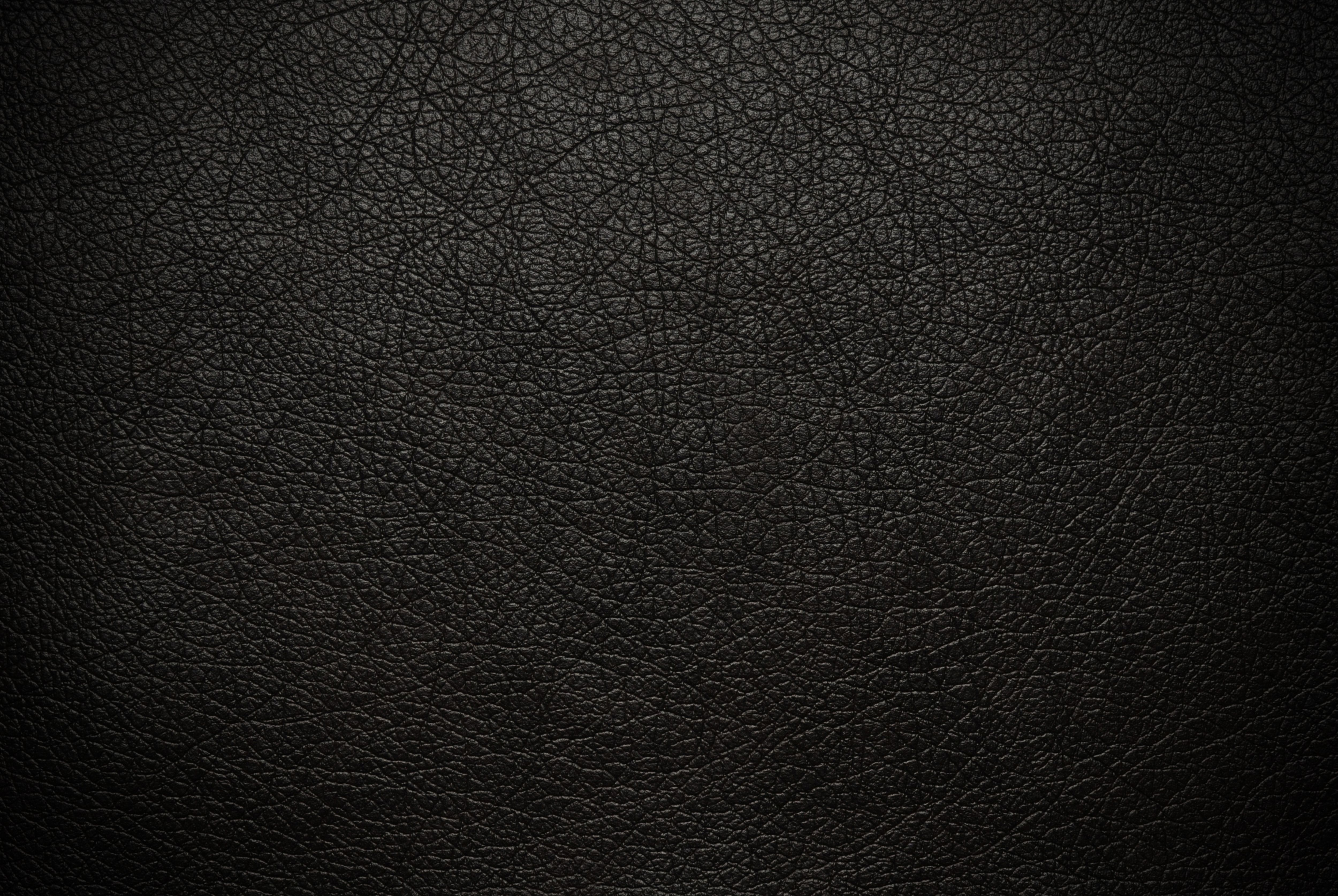 Leather, black, cracked, background, texture wallpaper ...