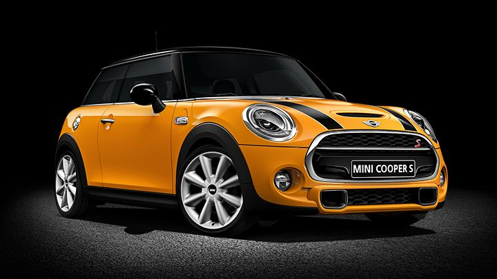 BMW Mini Cooper S dispatched in India cost is Rs 3465 lakh