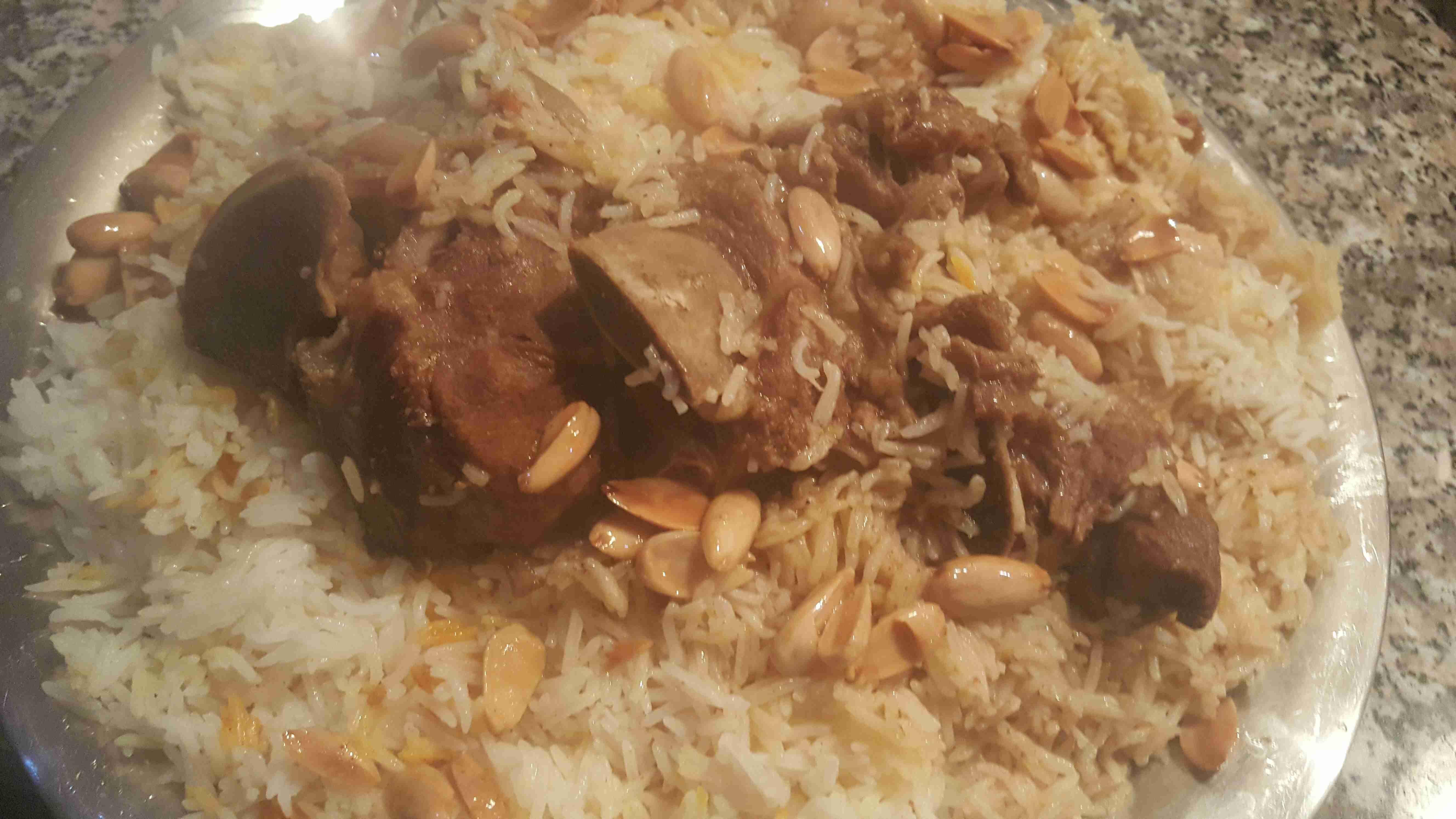 رز مبخر مع اللحم طعم فوق الخيال أطباق رئيسية أطباق لحوم منوعات وصفات مصورة خطوة بخطوة رز مبخر مع اللحم طعم فوق الخ Ramadan Recipes Middle Eastern Recipes Food