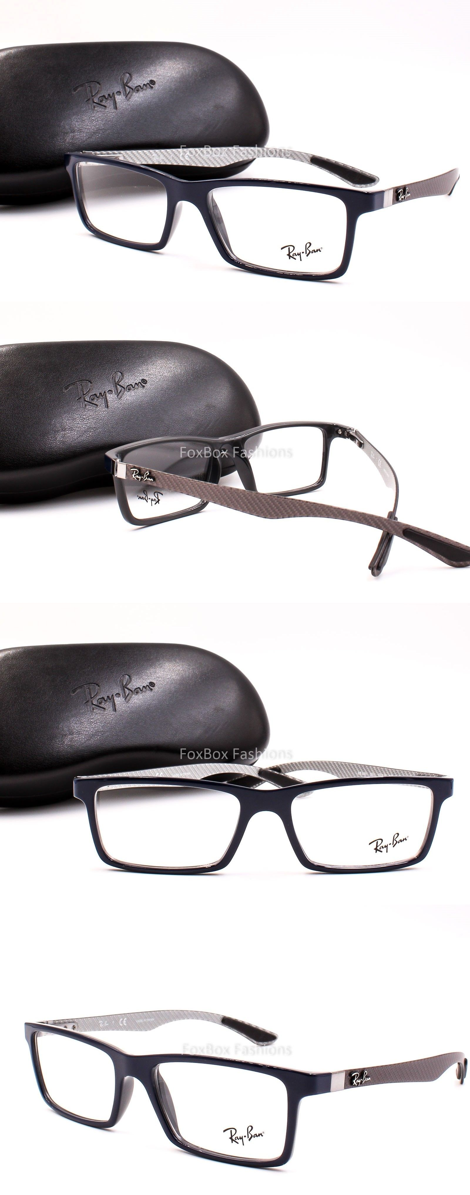 Eyeglass Frames: Ray Ban 8901 5611 Mens Eyeglasses Optical Frame ...