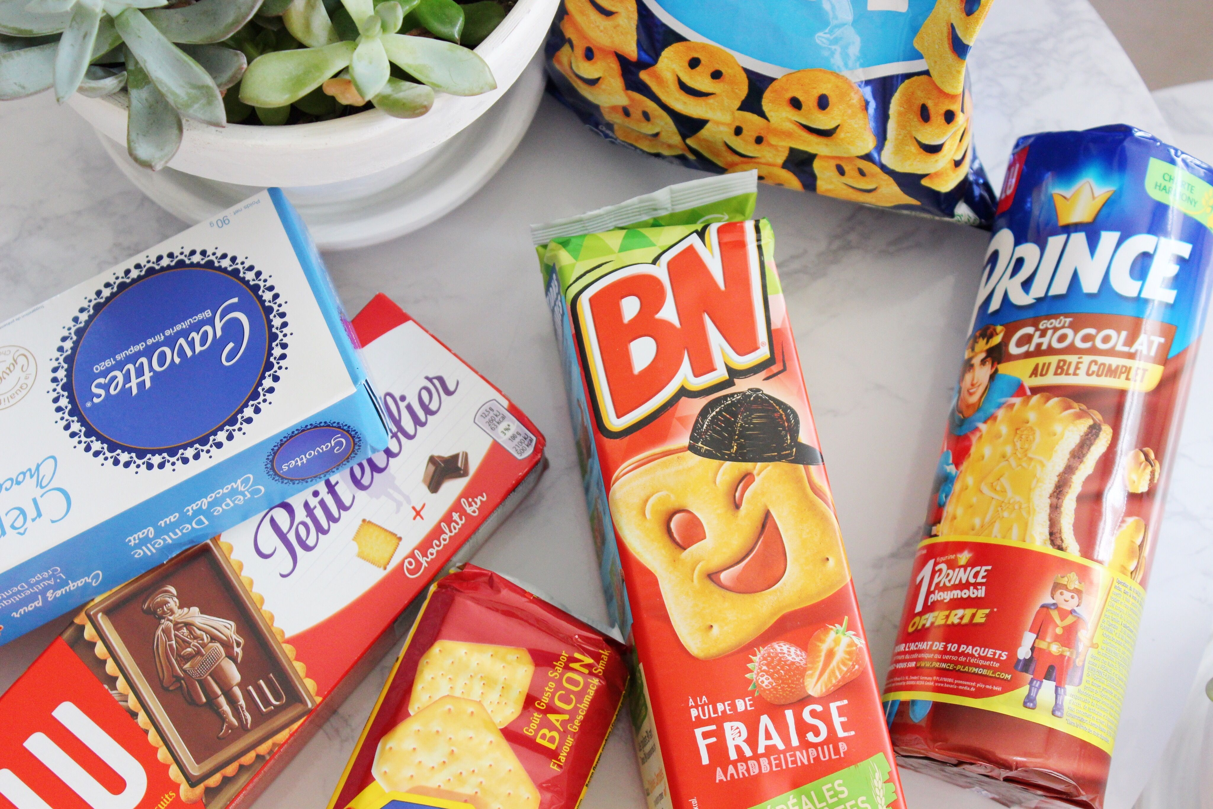 New French Food Snack Ideas