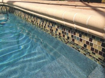 Pool service company makes a splash in tampa pool tile - Free swimming pool maintenance software ...