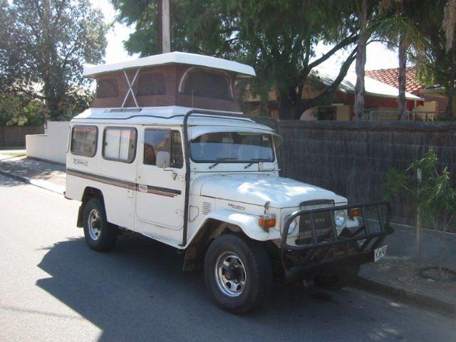 HJ45/47 Troopy camper conversions | Land Cruiser etc    | Camper